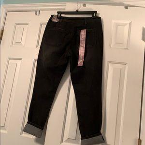 Hi rise stretch skinny jeans. 10
